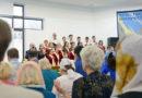 В церкви «Живое Слово» прошли пасхальные богослужения
