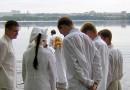 Сколько стоит покреститься?
