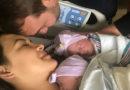У Ника и Канаэ Вуйчич родились девочки-близняшки