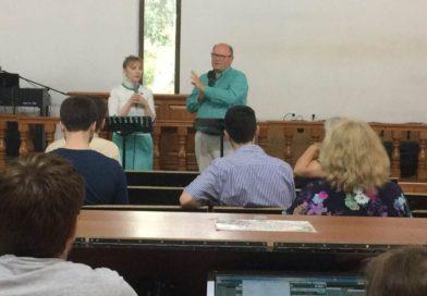 Отзыв о семинаре супругов Кента и Ронды Эггинг из Швеции