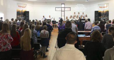В Екатеринбурге стартовала молодежная конференция «Побеждай!»
